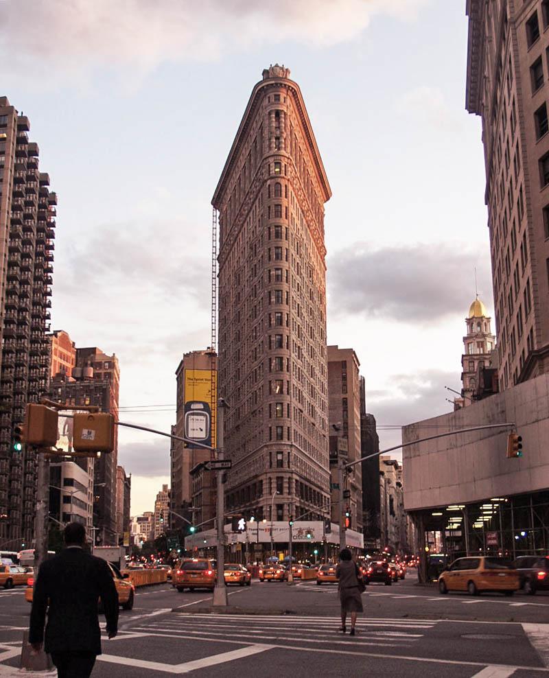 Manhatten New York: Flatiron District, Manhattan